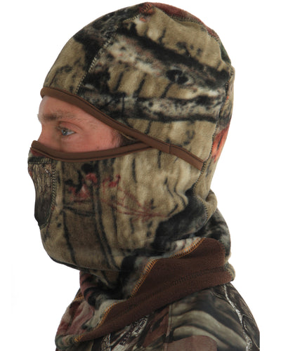 Heat Factory Heated Deluxe Balaclava: Mossy Oak