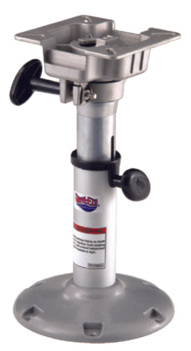 SwivlEze Lakesport Adjustable Bell Pedestal w/Seat Mnt Manual 2385400