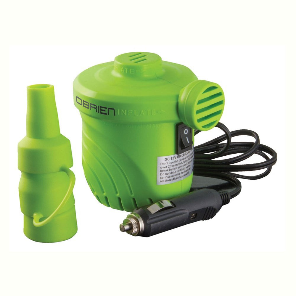 Obrien High Pressure Rechargeable 12V Inflator-PSI .61 | 2019