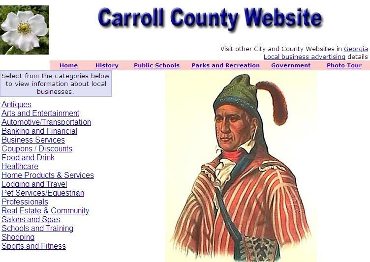 Carroll County Website - CountyWebsite.com