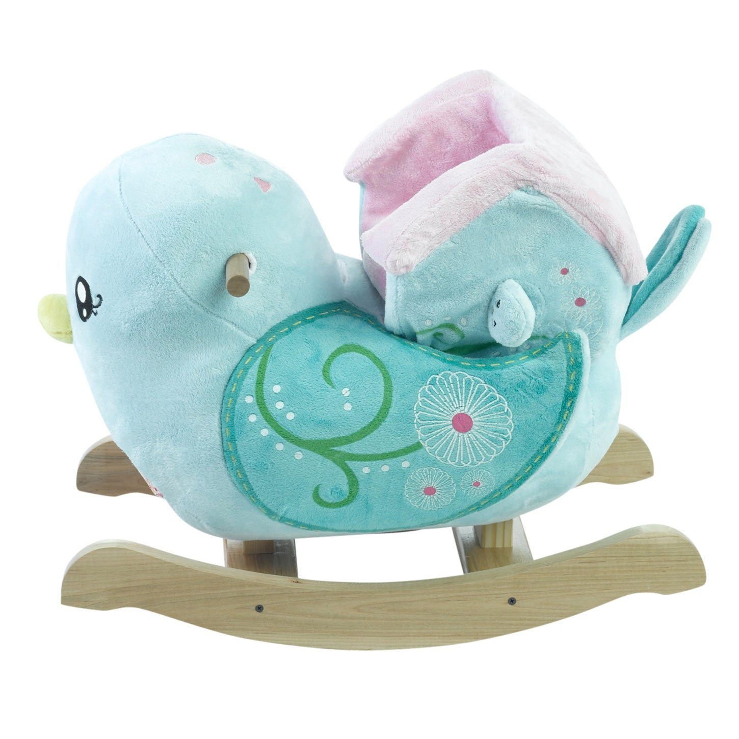 Bitsy the Bird Chair Rocker