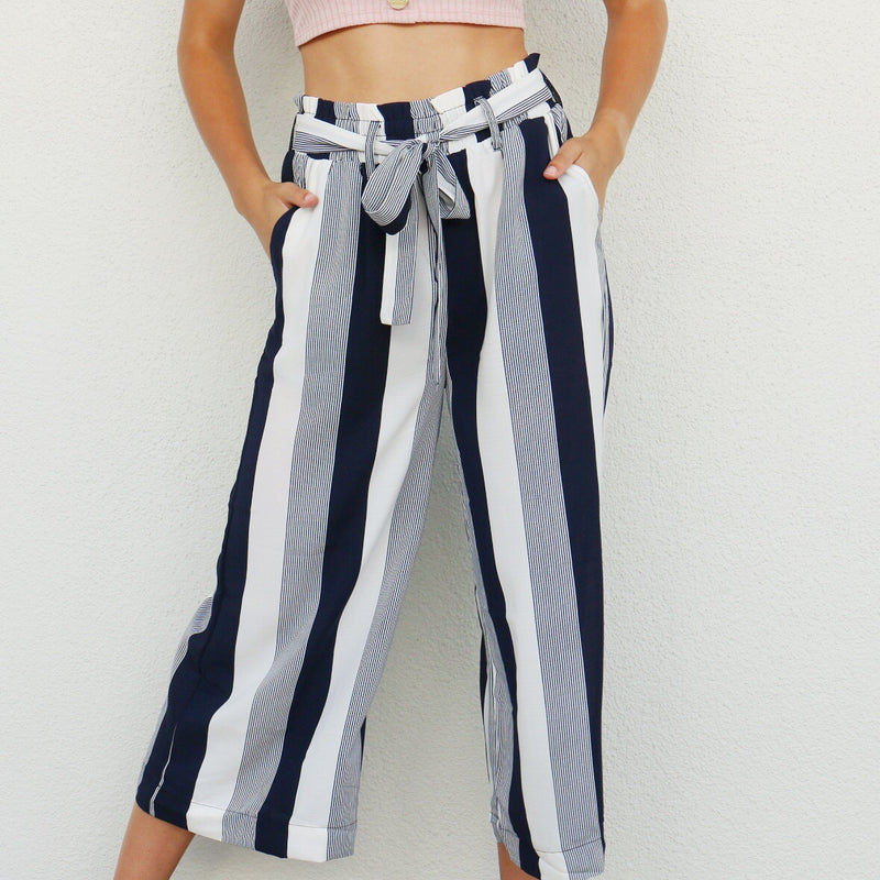 Voyager Pants in Navy