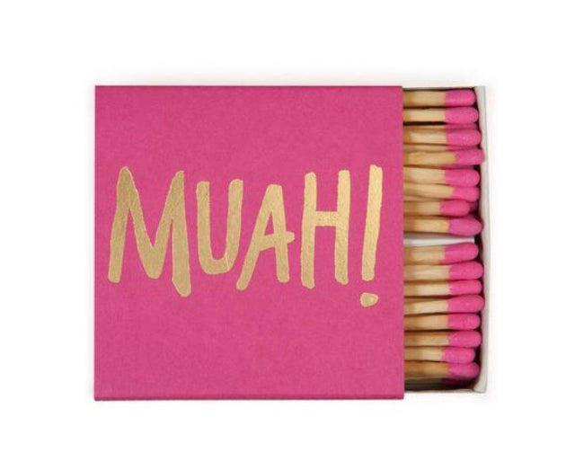 muah matchbox matches