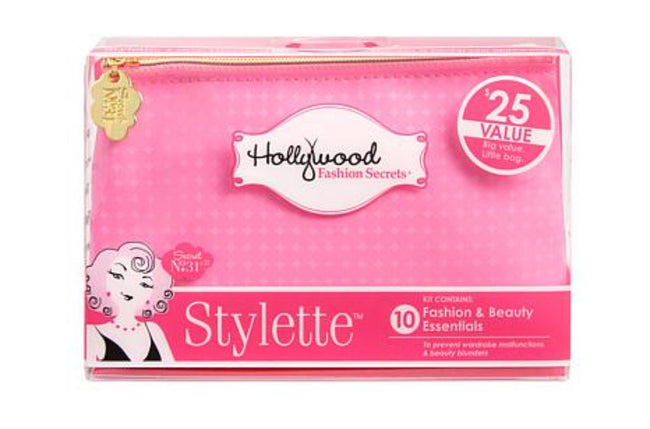 Light Pink Stylette - Fashion & Beauty Essentials Kit