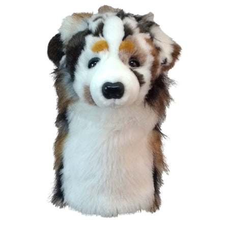 Daphne's Headcovers Australian Shepherd Headcover - Golf Country Online