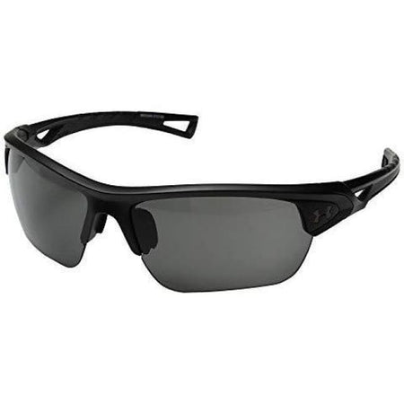 Ua Octane Storm Shiny Black / Black Frame / Gray Polarized Lens - Sunglasses