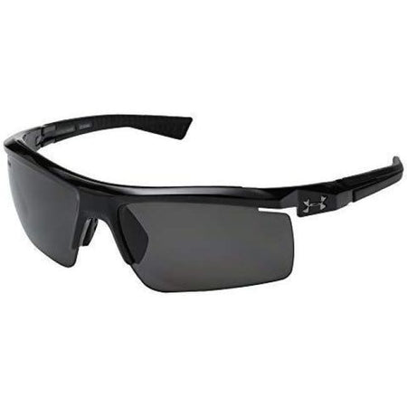 Ua Core 2.0 Storm (Ansi) Shiny Black / Black Frame / Gray Polarized Lens - Sunglasses