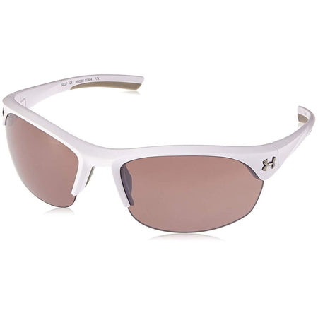 Ua Marbella Satin White / Light Gray / Road - Sunglasses