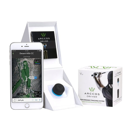 Arccos Driver Tracking System - Golf Country Online