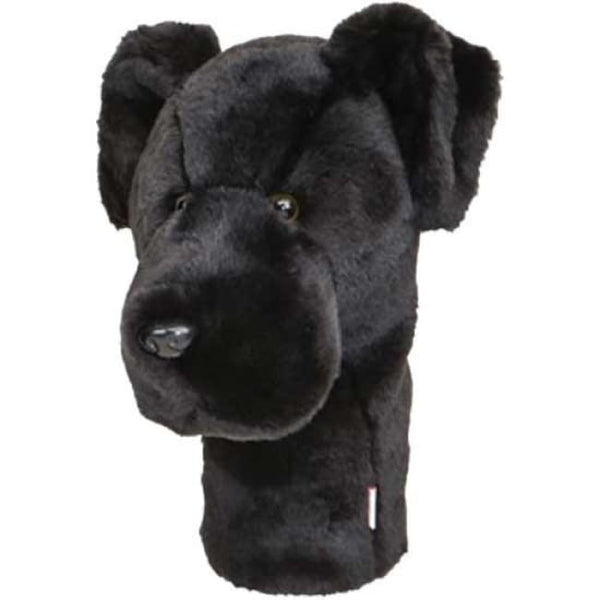 Daphne's Headcovers Black Lab Headcover - Golf Country Online