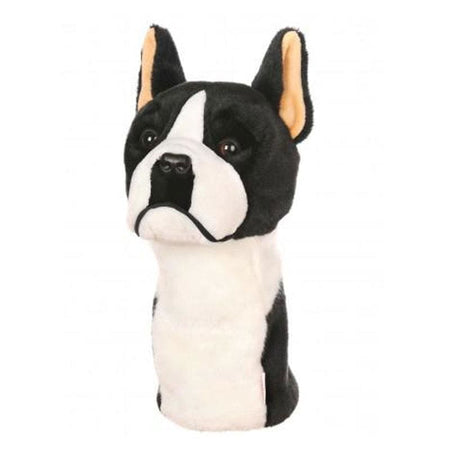Daphne's Headcovers Boston Terrier Headcover - Golf Country Online