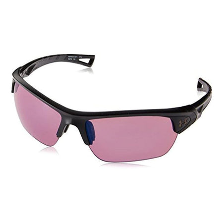 Ua Octane Satin Black / Charcoal Gray / Golf - Sunglasses