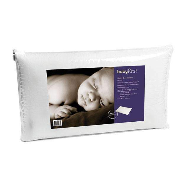 Babyrest Delux Cot Pillow