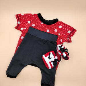 LADY BEETLE PANTS