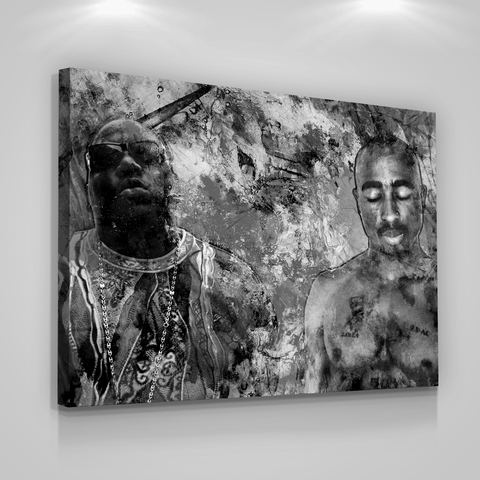 Biggie And Tupac - Iceberg Of Success