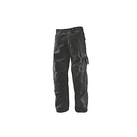 "Bosch kneepad black trousers with pockets W34"" L35"" - Image 1"