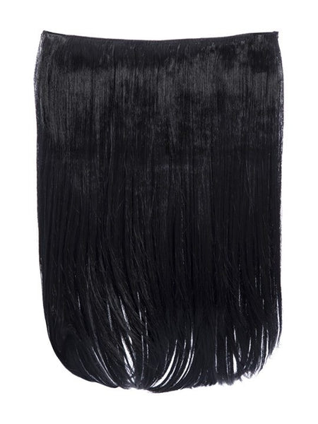 Dolce 1 Weft 18″ Straight Hair Extensions In Jet Black, Prettyrebel.com