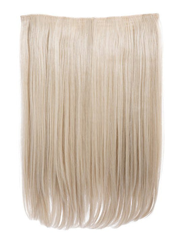Dolce 1 Weft 18″ Straight Hair Extensions In Light Golden Blonde, Prettyrebel.com