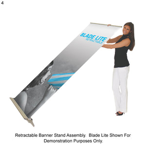 Mosquito 1500 Banner Stand
