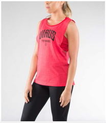 WPC17-KNIGHT MUSCLE TANK RED
