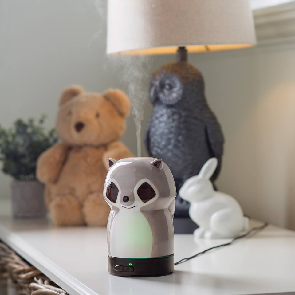 Raccoon Ultrasonic Fragrance Diffuser