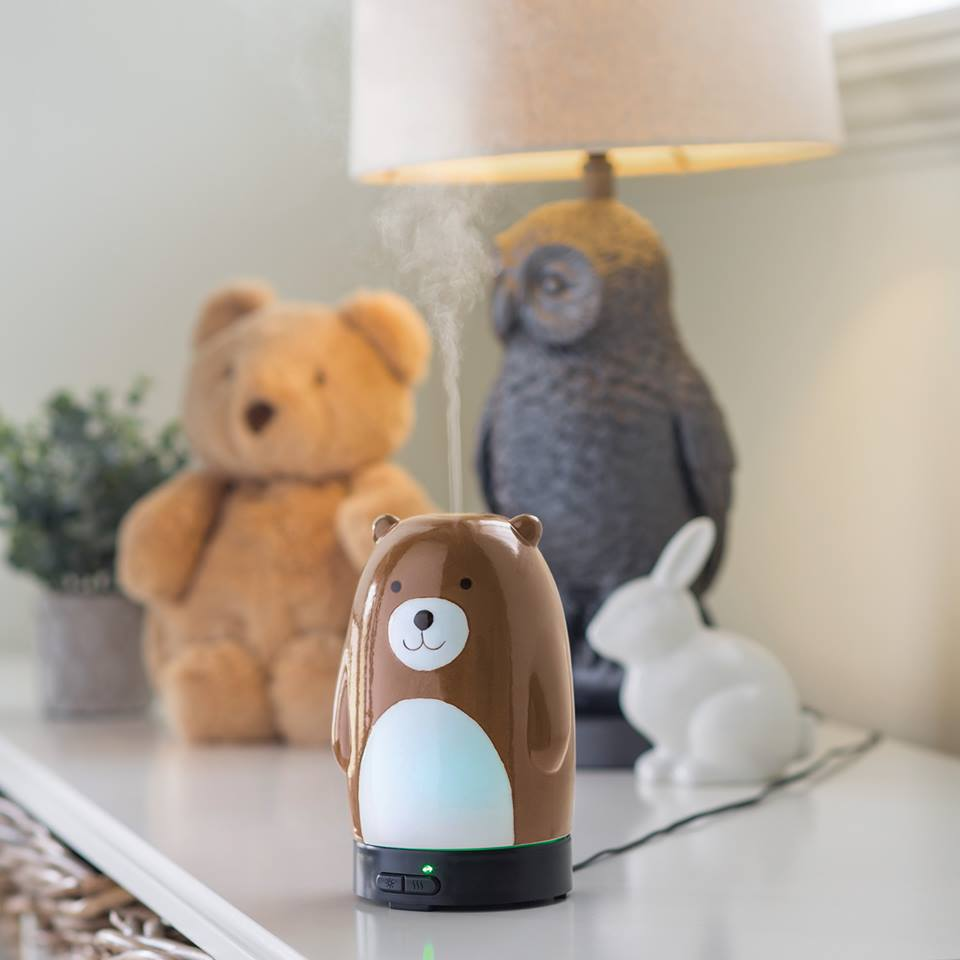 Teddy Bear Ultrasonic Fragrance Diffuser