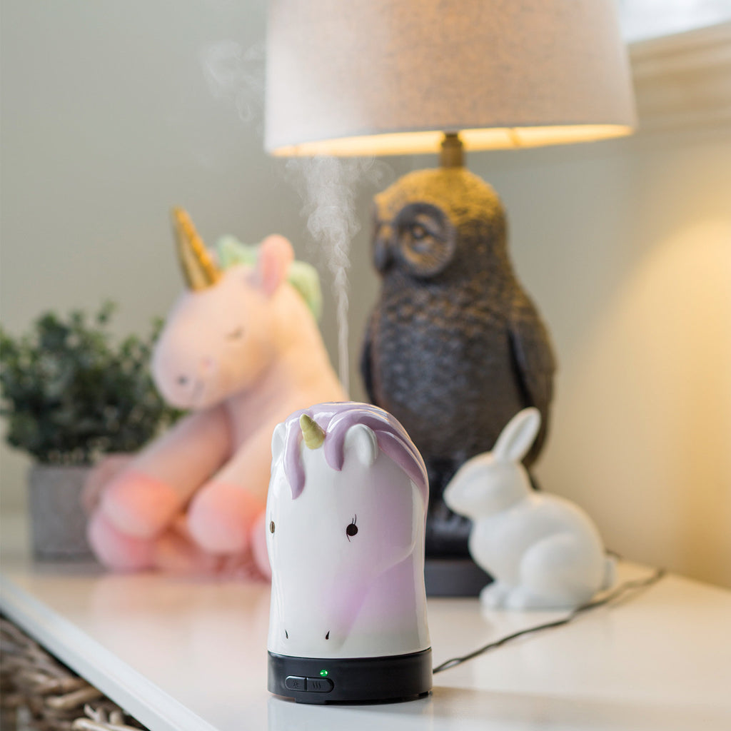 Unicorn Ultrasonic Fragrance Diffuser