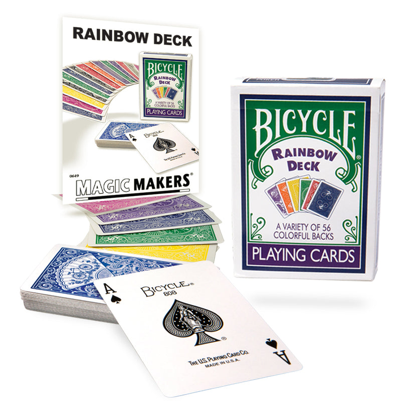 Rainbow Deck with Online Training