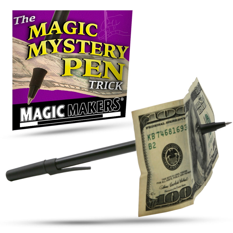 Magic Mystery Pen