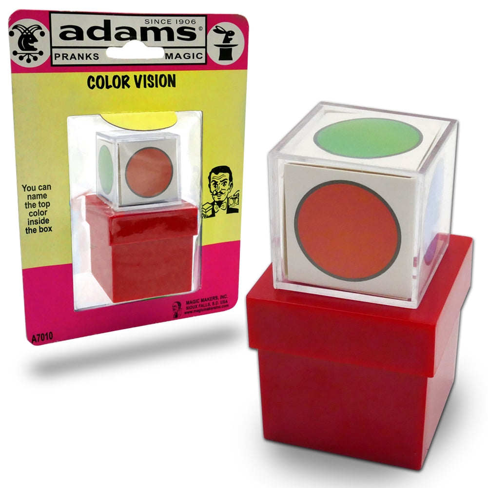 Magic Tricks - Color Vision by SS Adams