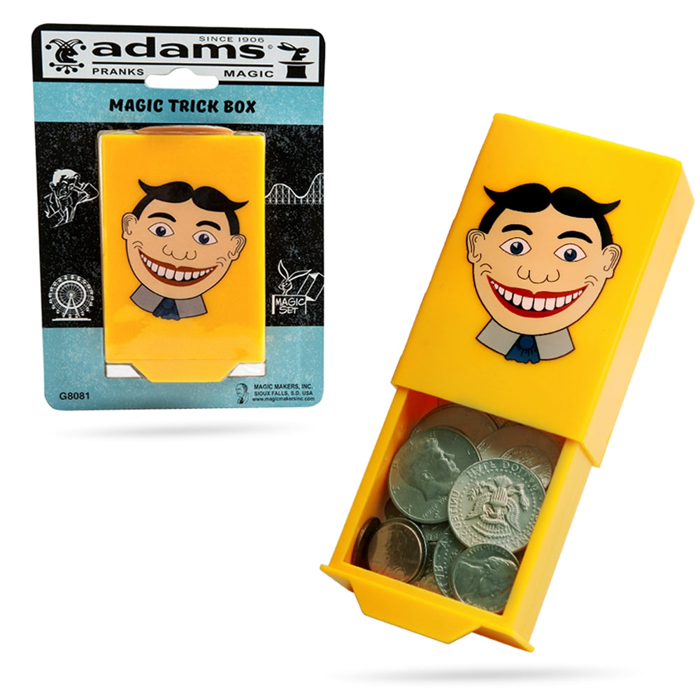 Magic Trick Box SS Adams