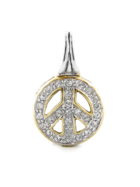 Little Inspirations Peace SLIDER Charm