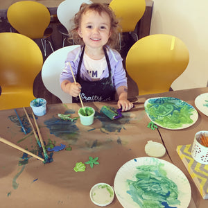Toddler Crafter-Noon