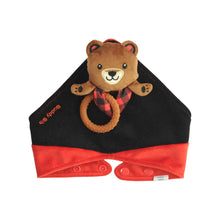 Buddy Bib Brown Bear