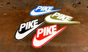 Mike Pike Benefit Stickers (4 pack)