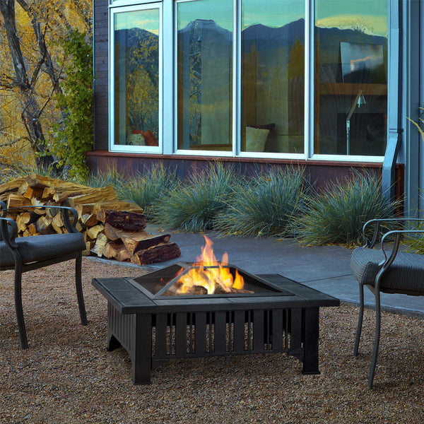 Lafayette Fire Pit - Soothing Company