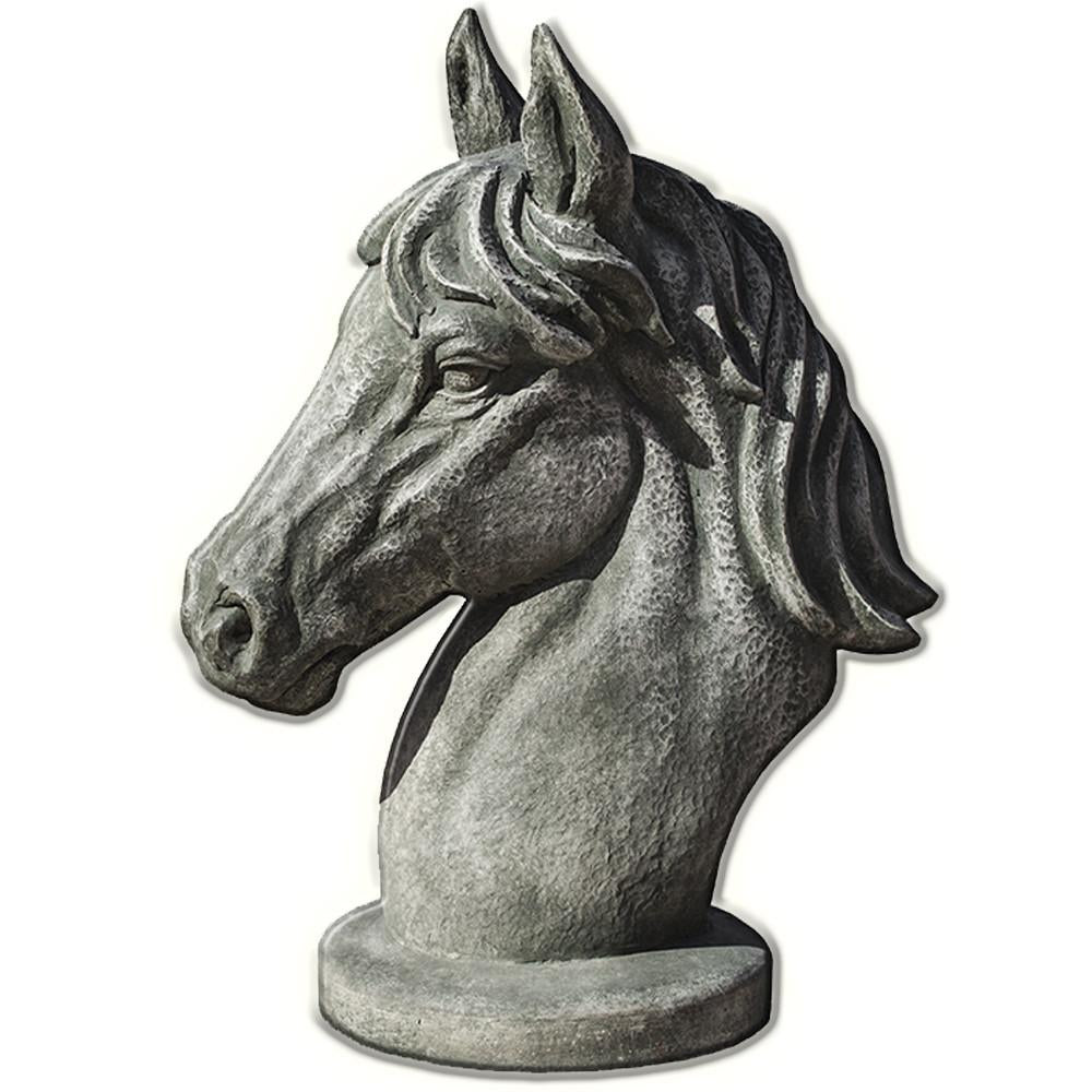 Spirit Cast Stone Garden Statue - Soothing Company