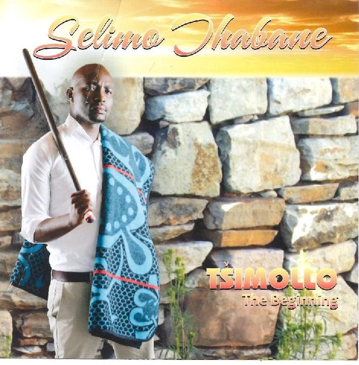 Artist: Selimo Thabane  Album: TS'IMOLLO  Label: ST Music Publisher: ST Music
