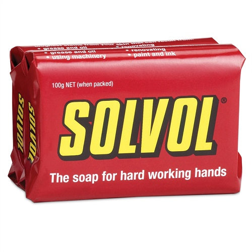 Solvol Soap Bar (per bar)