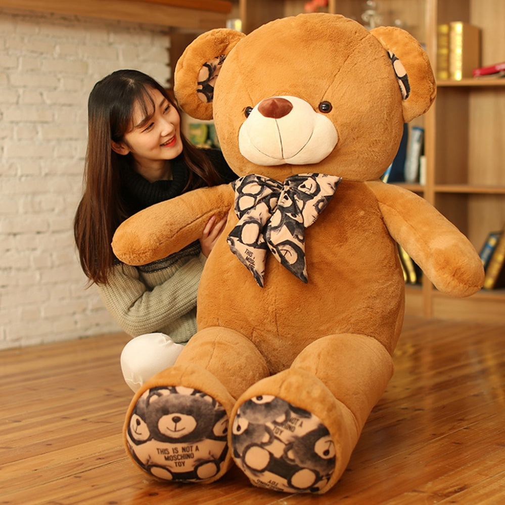 Big Teddy Bear Stuffed Bear Giant Teddy Bear
