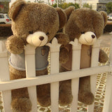 Teddy Bear Doll Khaki Wear Sweater Children Gift