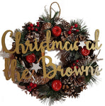 Christmas Wreath (Red Berry) - A Pinch of Love Gifts