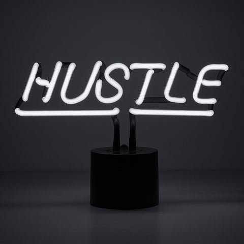 Hustle Neon Light