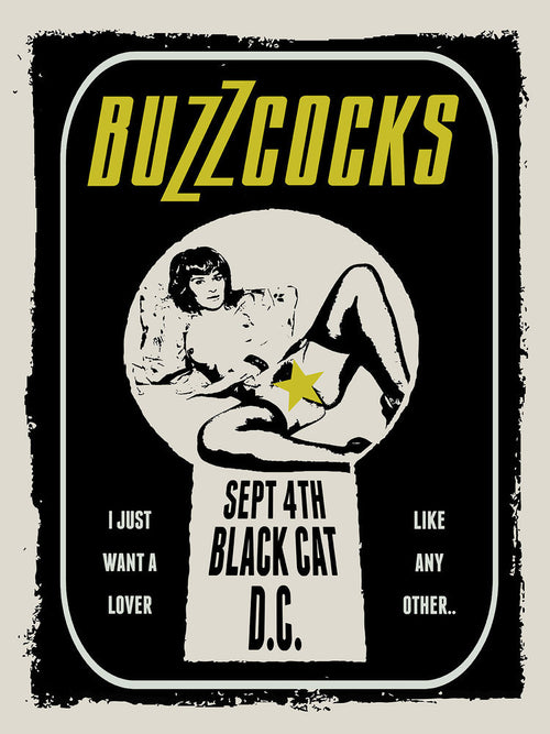 Buzzcocks - Black Cat