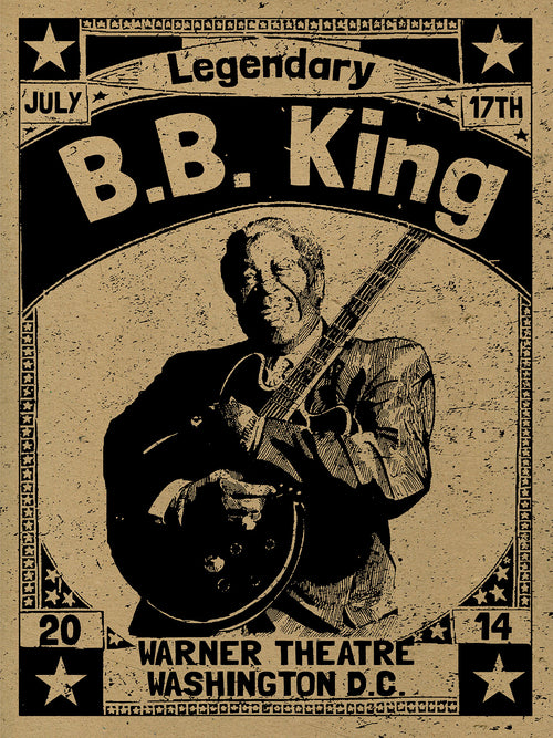 BB King - Washington DC