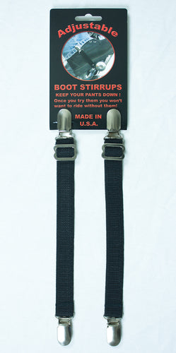 Adjustable Boot Stirrups