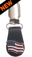 Boot Clips U.S. Flag