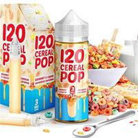 120 Cereal Pop E-liquid by Mad Hatter E Juice
