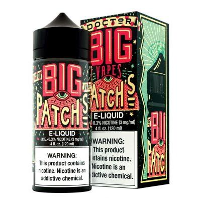 Doctor Big Vapes By Big Bottle Co. E-Liquid Patch's 120ML