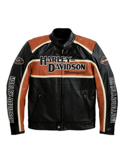 [ 50% OFF] EXCLUSIVE MEN'S MOTORCYCLE LEATHER JACKET - FREE SHIPPING - AXEOP